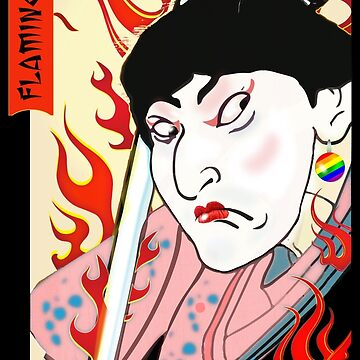 Flaming Moe. by johngieg