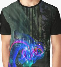 Light Dancing in the Streets Graphic T-Shirt