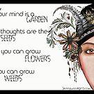 Garden mind by Jenny Wood
