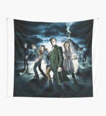 Doctor Who - Season 6 Cast Wall Tapestry