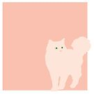 Peaches Cat by olivehue