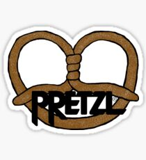 Pretzl - The Only Rope You Won't Mind Snapping Sticker