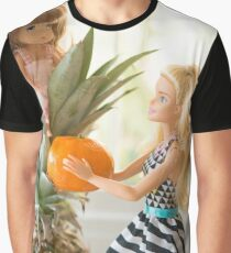 Barbie doll and baby doll Graphic T-Shirt