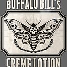 Buffalo Bill's Creme Lotion by [original geek*] clothing