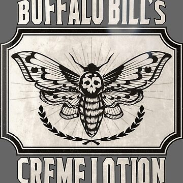 Buffalo Bill's Creme Lotion by darthkaos