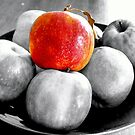Apple HDR by Jayson Gaskell
