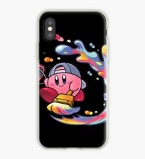 Malerei Kirby iPhone-Hülle & Cover