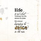 Life - Dance by delores1960