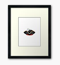Sailor Hat Framed Print