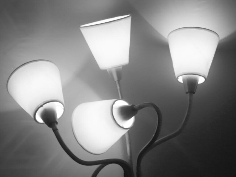 snake lights by Carolyn Crosby
