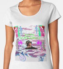 Christmas vaporware Women's Premium T-Shirt