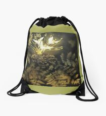 "Tony DuPuis ""Woodland Faeries"" Collection  Drawstring Bag"