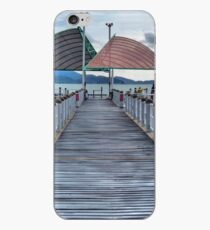Jetty on the Strand, HDR iPhone Case