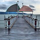 Jetty on the Strand, HDR by Jayson Gaskell