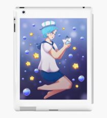 Peppy and Boat iPad Case/Skin