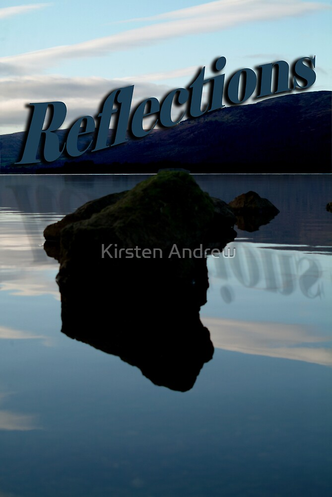 Reflections by Kirsten Andrew