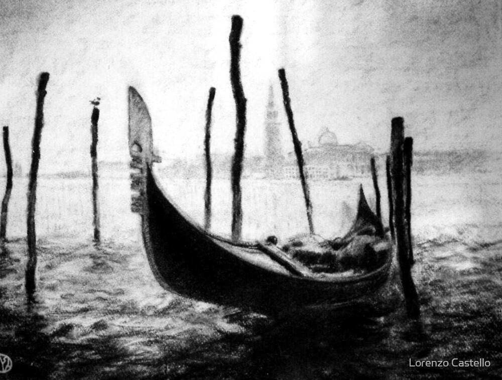 Gondola by Lorenzo Castello