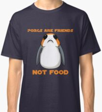 Porgs Are Friends Not Food Classic T-Shirt