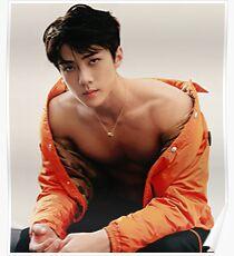 Sehun Exo  Poster
