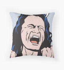 you're tearing me apart, Lisa!  Throw Pillow