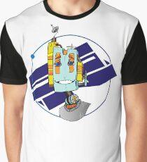 Spencer the robot boi (boy) - Friendliness Graphic T-Shirt
