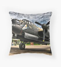 """Just Jane"" Again! Throw Pillow"