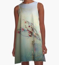 Life Imitates Art A-Line Dress