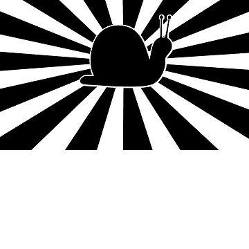 Rising Snail by JonnyRoger