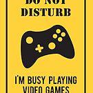 Do Not Disturb by A Bouchard