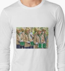 Here Comes the Band Long Sleeve T-Shirt
