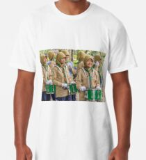 Here Comes the Band Long T-Shirt
