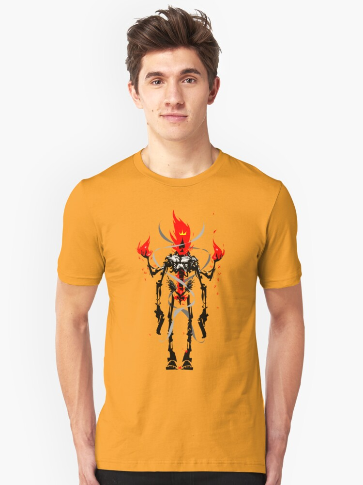The King of Spades Unisex T-Shirt Front