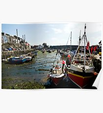 Mevagissey Poster