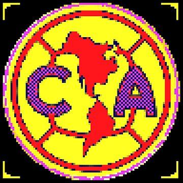 Club América by MoMoJaJa