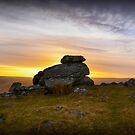 Dartmoor Sunrise  by minifignick