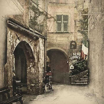 Secret Alleyway by BobM