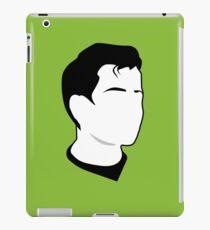 Captain James T. Kirk iPad Case/Skin