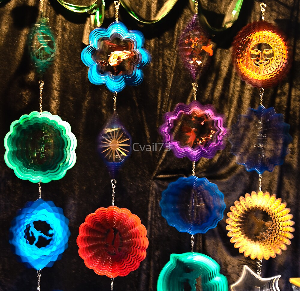 Xmas pendants by Cvail73