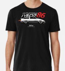 AE86 Trueno Men's Premium T-Shirt