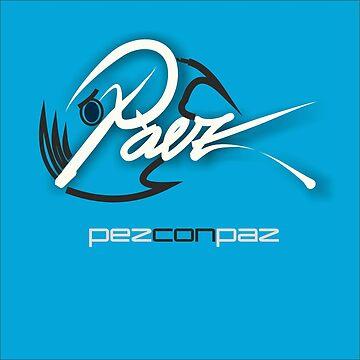 PEZ WITH PEACE: PAEZ by PAEZdePRUNA