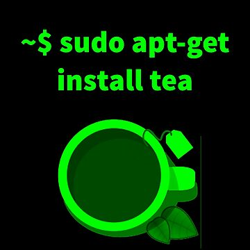Linux sudo apt-get install tea by boscorat