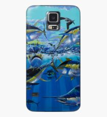 Yellowfin Run Case/Skin for Samsung Galaxy