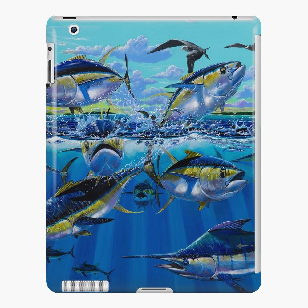 Yellowfin Run Funda y vinilo para iPad