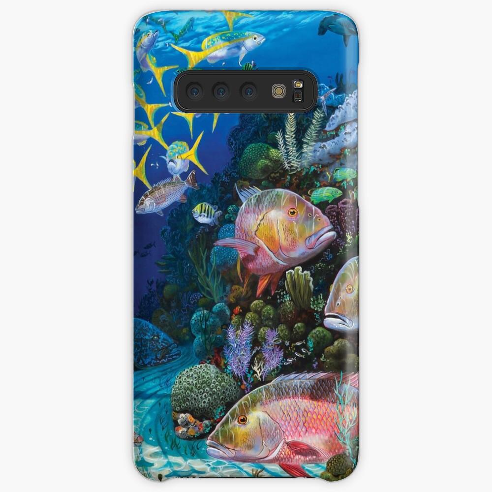 Mutton Reef Funda y vinilo para Samsung Galaxy