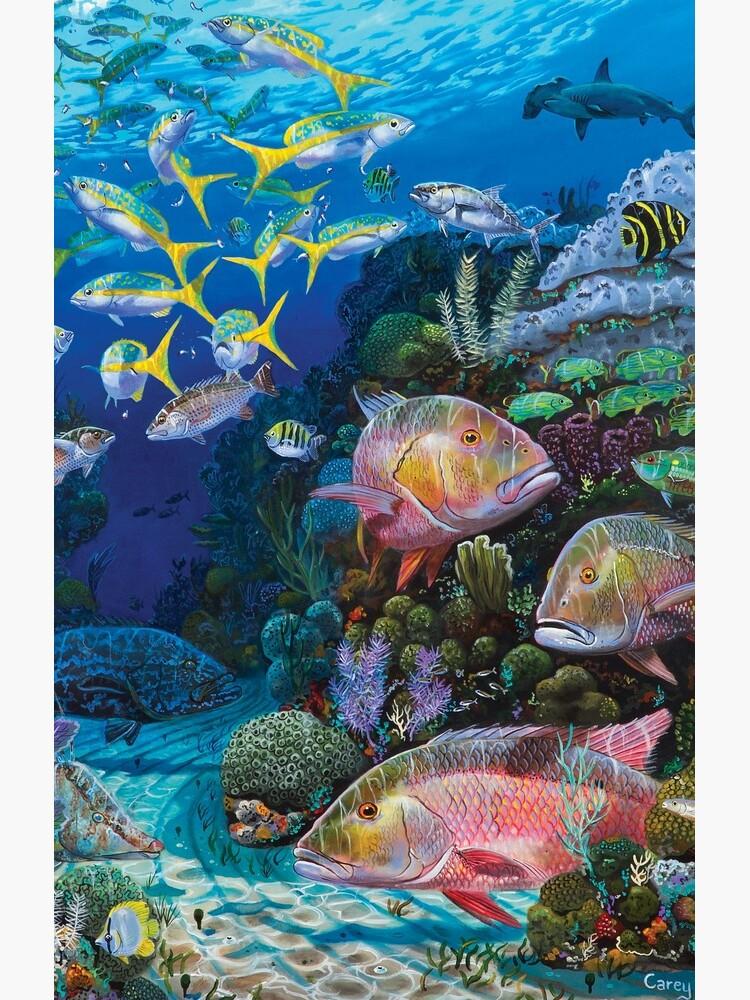 Mutton Reef de Bluemarlin