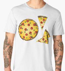 sequin pizza Men's Premium T-Shirt