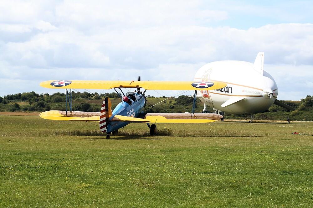Chase Bi plane by Martjack3