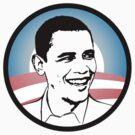 obama : o's logo by asyrum