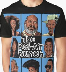 The Bel-Air Bunch Graphic T-Shirt