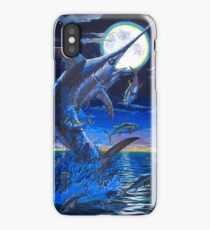Moon Doggy iPhone Case/Skin